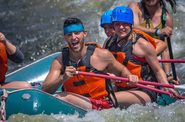 Kennebec River Whitewater Rafting