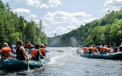 Kennebec River Trips