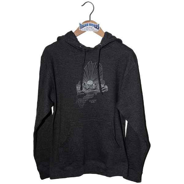 Geo State Hood - American Eagle Outfitters