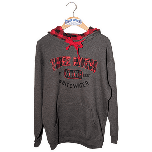 Three Rivers Benchmark Hood - T-Shirt