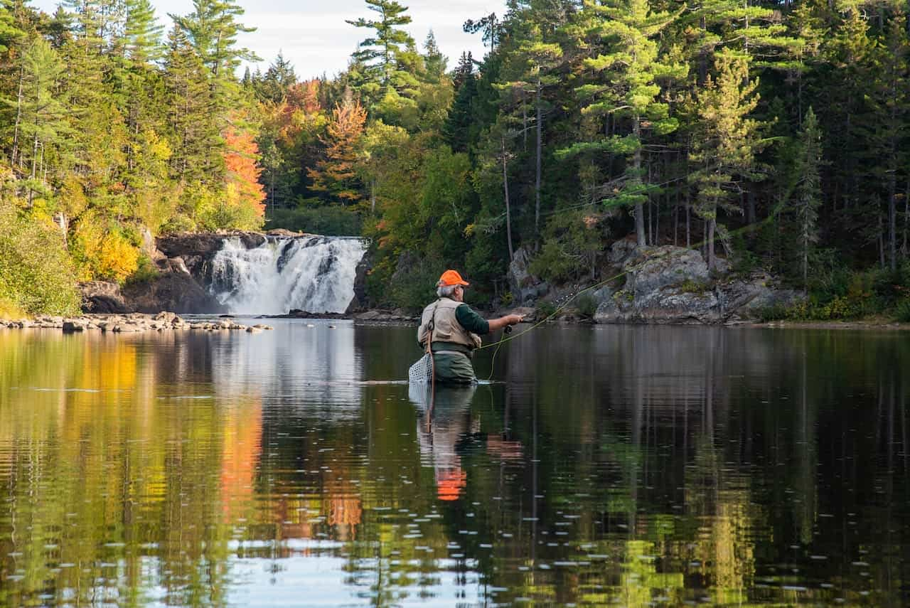 Maine GUIDED FISHING TRIPS