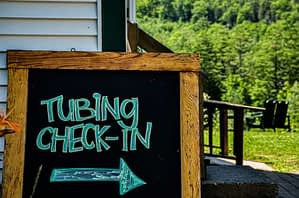 tubing three rivers