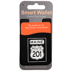 Route 201 Smart Wallet Pocket