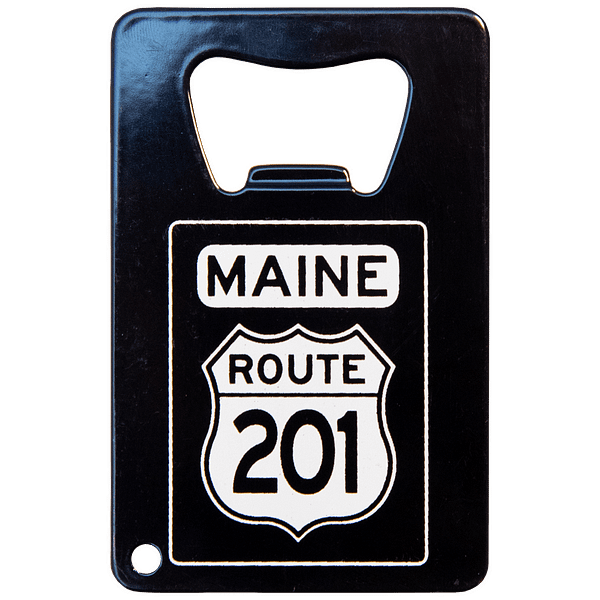 Route 201 Bottle Opener Magnet