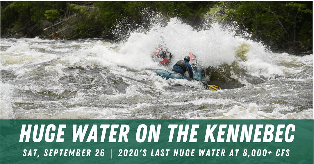Kennebec River Rafting