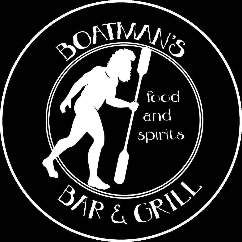 boatmans bar and grill logo