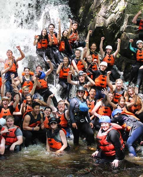 Whitewater Rafting Group Trips Maine