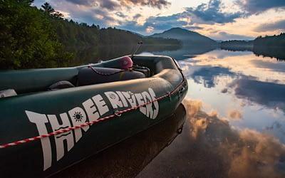 Overnight Rafting Trips
