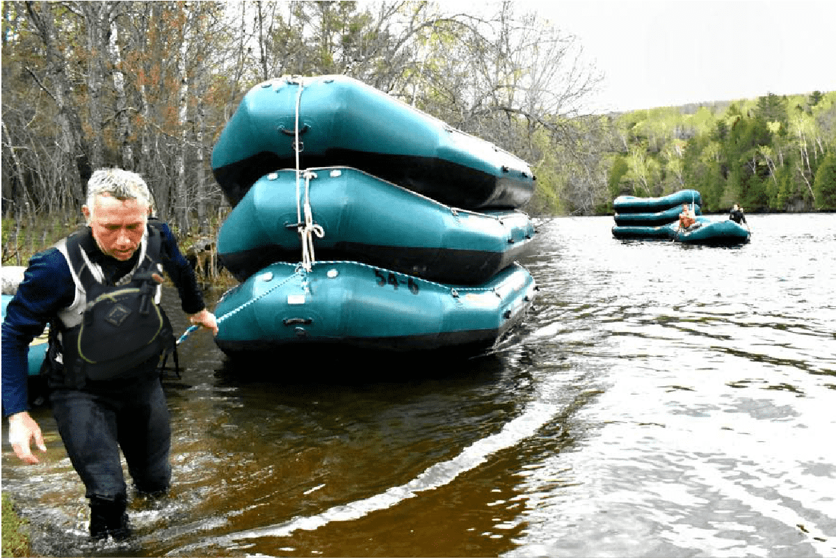 Guide Training River