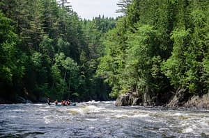 rafters on kennebec