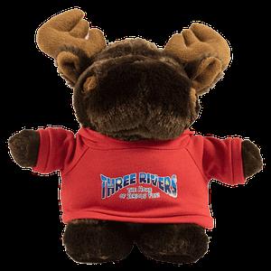 Chubby Bubba – 8″ Brown Moose