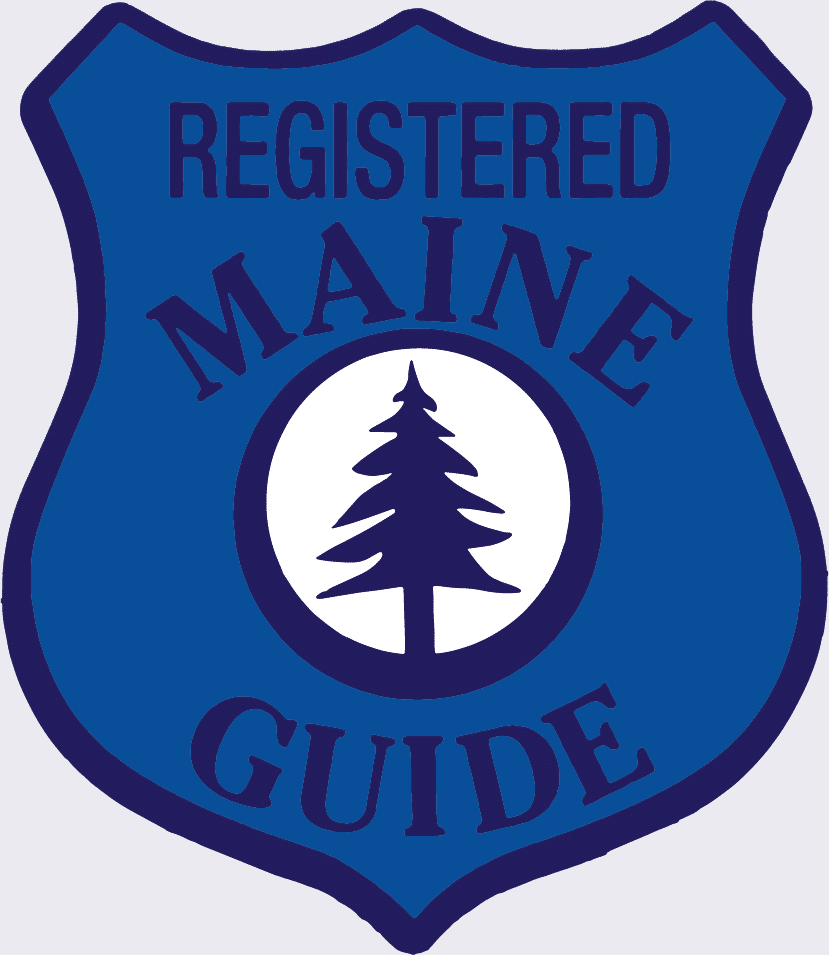 registered maine guide patch