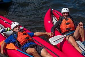 Kennebec River Overnight Trip