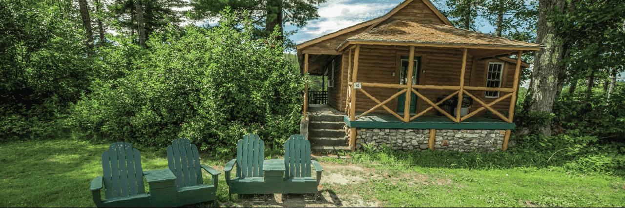 Forks Maine Camp Rentals