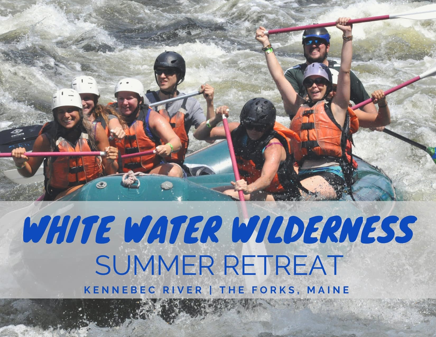Whitewater Wilderness Adventure