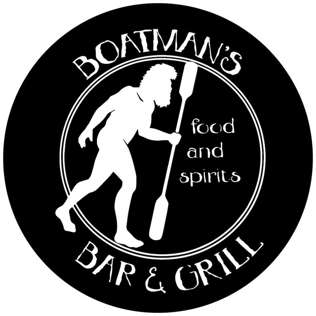 boatmans bar and grill logo