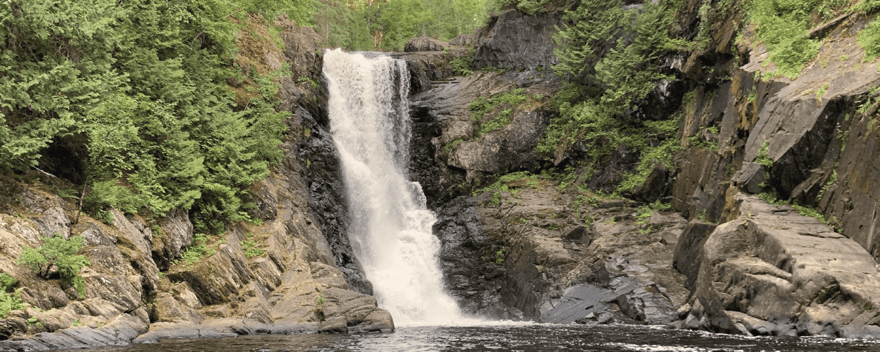 Maine GUIDED WATERFALL EXCURSION