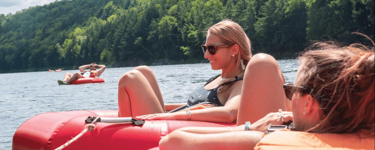 rafting kennebec