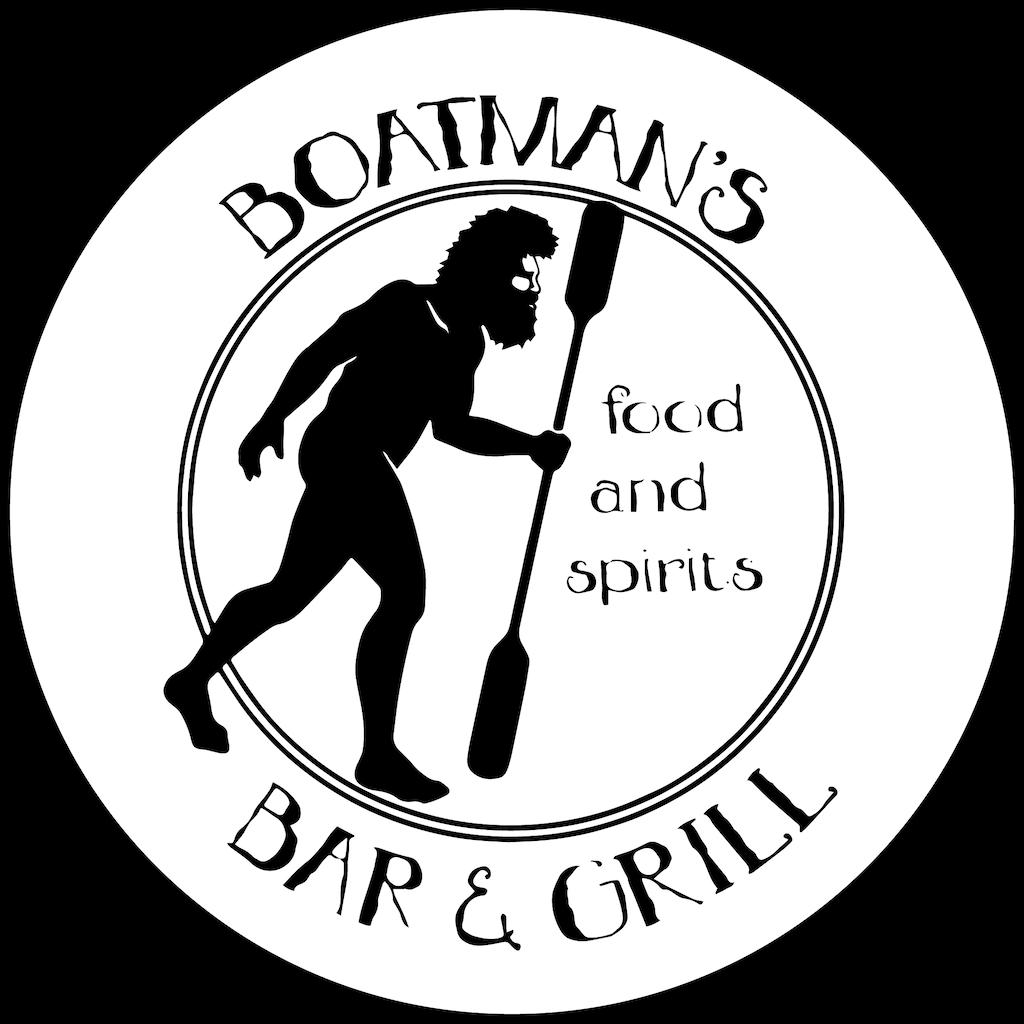 Boatmans Bar & Grill Logo