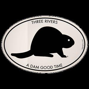 Dam Good Time Stickers