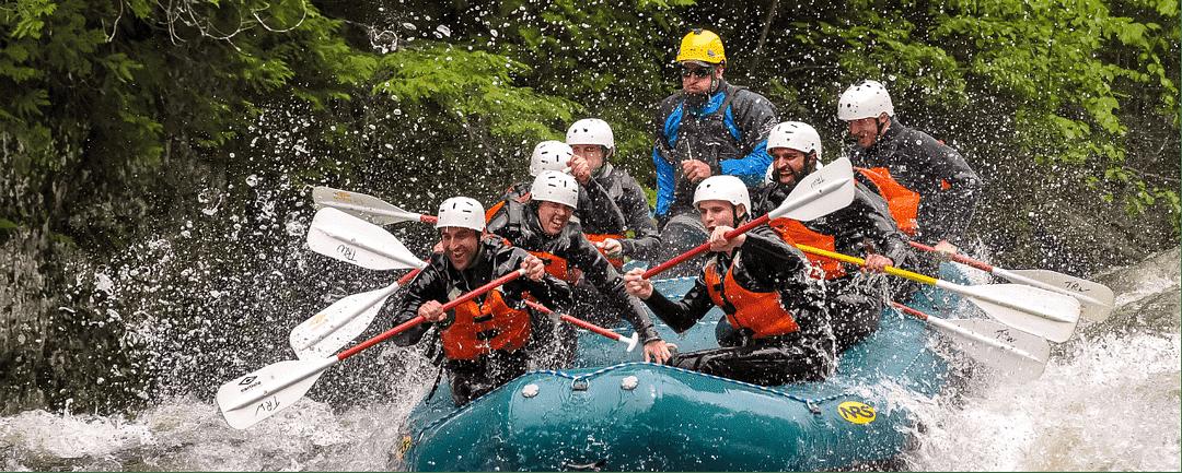 dead river rafting