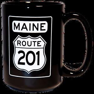 Route 201 Coffee Mug