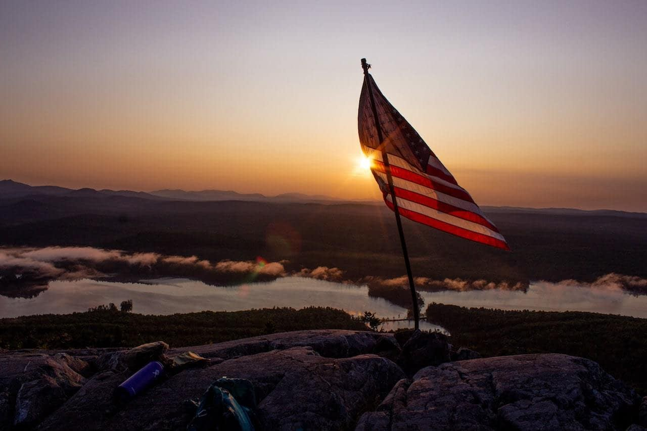 Best Hikes in The Forks, Maine