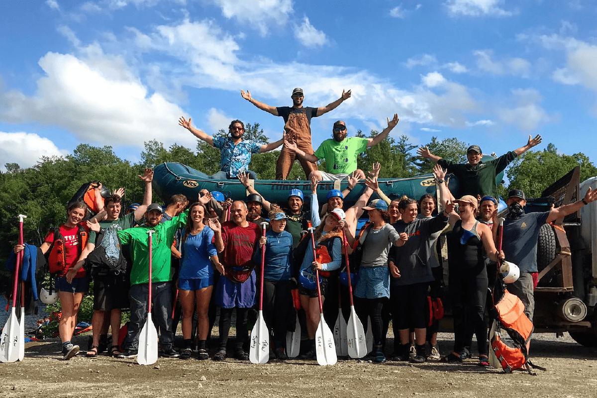 River Guide Training Class 2020