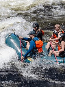 Kennebec One Day Rafting Trip