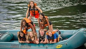 whitewater rafting trips