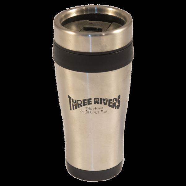 Three Rivers Whitewater Travel Mug