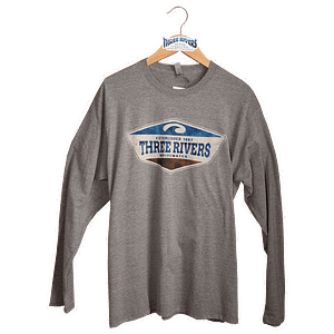 Three Rivers Whitewater Est. 1997 - T-Shirt