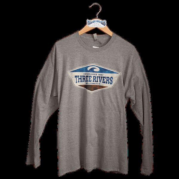 Three Rivers Whitewater Est. 1997 - T-Shirt